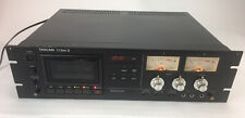 TASCAM 112 MKII Professional Audio Cassette Player