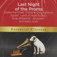 LAST NIGHT OF THE PROMS (ESSENTIAL CLASSICS-VARIOUS) - BRAND NEW & SEALED CD[