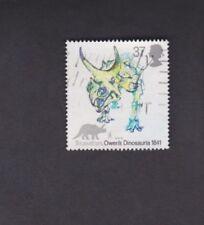 1991 Europa SG1577 Stamp QE II 150th Anniversary of Dinosaurs, Owen FU
