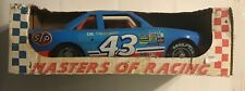 "VINTAGE 80's #43 RICHARD PETTY ""Masters Of Racing"" Grand Prix Plastic Car #3206"