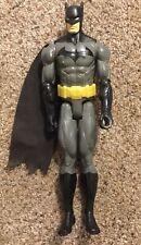 """DC Comics (S14) CDM63 Batman ~ 12"""" Action Figure Figurine With Black Cape MATTEL"""