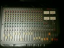 Mixing desk Tascam M-216 16 channel vintage mixing console vintage mixing desk
