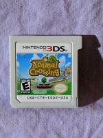 Animal Crossing New Leaf Video Game (Nintendo 3DS 2012 Nintendo) Cartridge Only