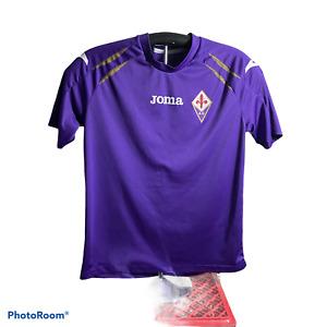 ACF Fiorentina Joaquin #20 Soccer Football Jersey Joma Boys Size Large Used
