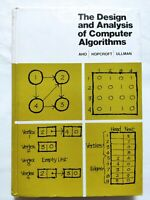 BOOK THE DESIGN AND ANALYSIS OF COMPUTER ALGORITHMS AHO HOPCROFT 0201000296
