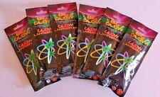 Glow Sticks Party Bag Fillers x 6 Neon Lanterns