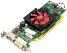 AMD Radeon HD 1GB PCIe x16 DVI DisplayPort Video Card Low Profile