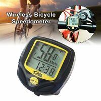 MTB Waterproof Cycle Bike Speedometer Wireless Bicycle Meter Computer Y1