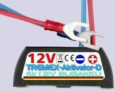 Bleiakku-Aktivator-D für 12V Batterien [digital]; Auto Motorrad Solar Akku