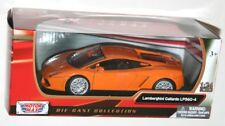 1:24 scale Lamborghini Gallardo LP560-4 (Orange) Diecast Model Car by Motor Max