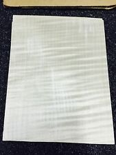 "Dyed Anigre wood veneer 5"" x 6"" no backer ""A"" grade quality 1/40th"""