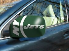 Licensed Nfl New York Jets Car Mirror Covers (2-Pack) - Trucks/Large Suv's