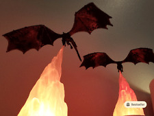 Game of Thrones Inspired Dragon Lamp Fire Breathing Drogon