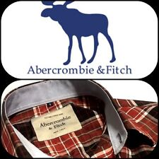 Camicia uomo ABERCROMBIE & FITCH tg.S, TOP!!!