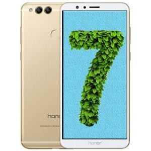 Huawei Honor 7X Smartphone 64GB 5.93inch Hybrid Dual SIM Gold google play store