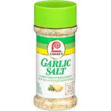 Lawry's Classic Garlic Salt Shaker, Coarse Ground, 11 oz