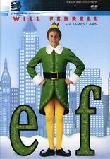 Elf [New DVD] Full Frame, Widescreen, Ac-3/Dolby Digital, Dolby, Dubbe