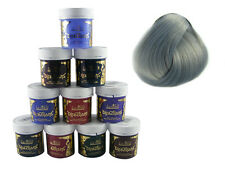 La Riche Instrucciones Tintura de cabello color plata X 4 Frascos