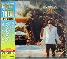 BEN SIDRAN-FREE IN AMERICA-JAPAN CD Ltd/Ed B63