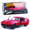 1:32 FAST AND FURIOUS 1966 LETTY'S CHEVY CORVETTE VINTAGE MODEL VEHICLE CAR TOY