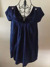 Silk Top par BGN taille 40 L UK 10