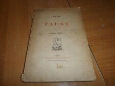 Faust par Goethe traduction de Suzanne Paquelin (19)