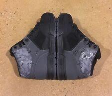 DVS Westridge Size 8 Black Grey Warple Buck BMX DC MOTO Snow Series Boots $95