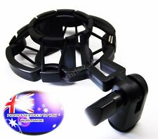 From Oz Quality 1PC Microphone Shock Mount Stand Holder Clip 4 Condenser Mic FP