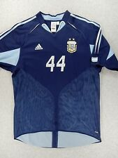 Argentina National Team Adidas Replica Soccer Jersey (Adult XL) Blue