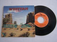 EP 45 TOURS VINYLE ,THE WICHITA ' S , WESTERN , IL ETAIT UNE FOIS DANS L ' OUEST