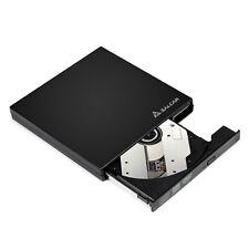 USB 2.0 Externes DVD Combo Laufwerk CD / DVD Brenner Extern Notebook PC Netbook
