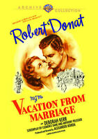 Vacation From Marriage (1945 Robert Donat) (Perfect Strangers) DVD NEW