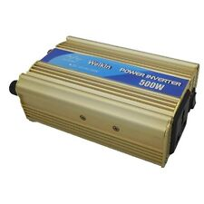 Pure sine wave power inverter 500 Watt 12V DC to AC 220 Volt voltage converter