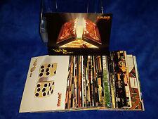 Jumanji - 1995 Skybox - 90 Card Complete Set - Robin Williams