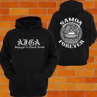 Hoodie SAMOAN samoa HERITAGE aiga usos family island islander Seal Crest