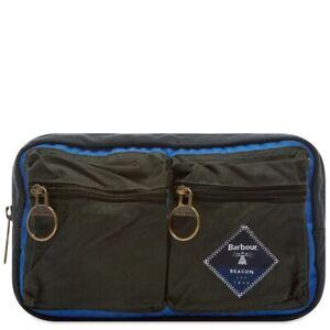 Barbour Beacon Wax Waterproof Cross Body Sling Bag Very Rare
