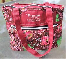 RARE Hyderabad HTF Hosiery Bag Purse Tote L@@K Bulchand & Co