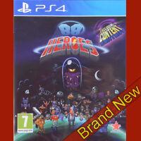 88 HEROES - PlayStation 4 PS4 ~PAL~7+ Platformer ~ Brand New & Sealed!