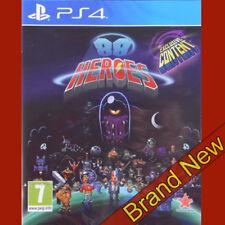 88 HEROES-Playstation 4 PS4 ~ PAL ~ 7+ de reformage Platforming ~ BRAND NEW & SEALED!