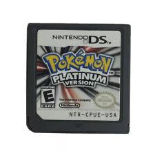 Nintendo DS Pokemon Platinum Version (Nintendo DS, 2009) Tested Authentic