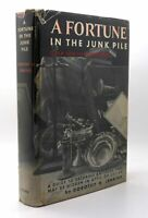 Dorothy H. Jenkins A FORTUNE IN THE JUNK PILE  1st Edition 8th Printing