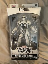 Agent Anti Venom Marvel Legends Hasbro Marvel 80th Year Anniversary Exclusive