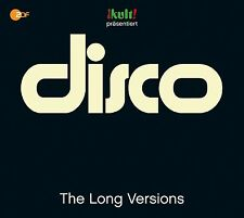 DISCO LONG VERSIONS 3 CD NEUF