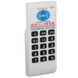 RFID Duplicator Key Reader Copier Writer IC ID Card Copy Cloner 125Khz 13.56MHZ