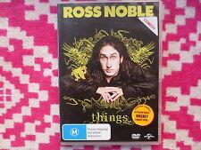Ross Noble Things DVD R4 #6878