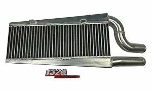 1320 performance K series Vertical Flow Intercooler V2 775HP k20 k24 Blemish Ver