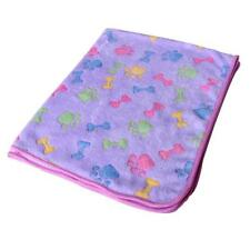 1PC Hamsters Pad Blanket Pet Cat Dog Puppy Mat Warm Bed Paw Coral Fleece Cover