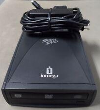 Iomega External USB Super Drive DVDRW20X-U2E (Used)