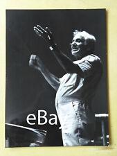 Leonard Bernstein Vintage Original Photo