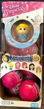 (5). mashems-Fashems Disney Princess Series -2 New Super Squishy Mashems.~